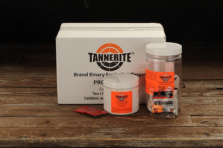 Tannerite 12PK10 Exploding Target 1-2 lbs 50 Pack