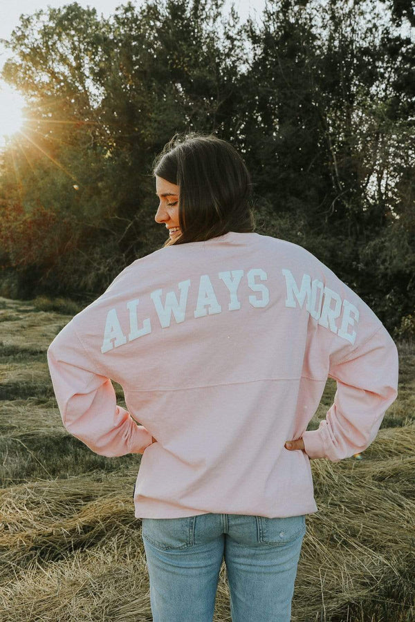Always More Spirit Jersey® - Pink