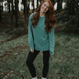 Always More Long Sleeve - Green