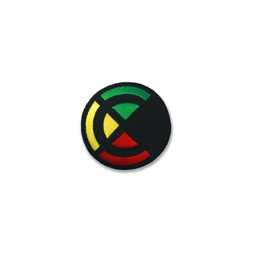 Chronixx Icon Patch