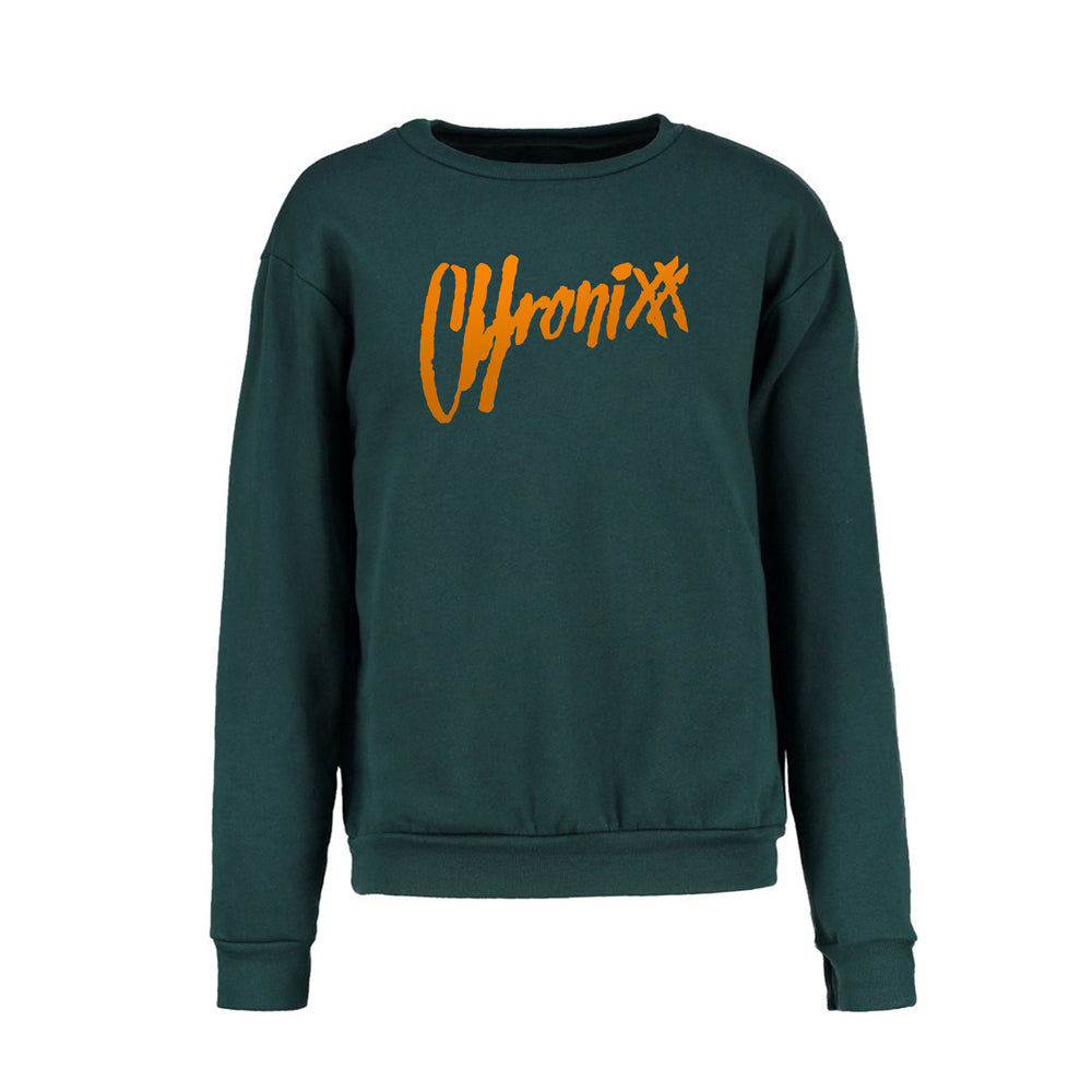 Chronixx Pullover Green