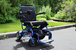 D05 Powered Wheelchair