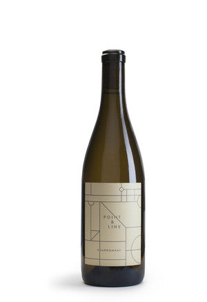 92pts Wine Enthusiast - Point & Line 2014 Sierra Madre Chardonnay - SOLD OUT