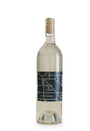91pts Wine Enthusiast - Point & Line 2014 Vogelzang Sauvignon Blanc - SOLD OUT