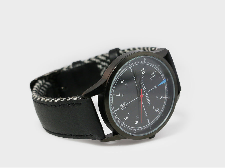 MIDNIGHT HAVOK WATCH - 40MM