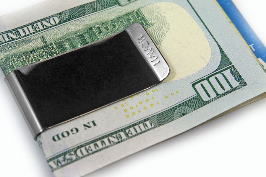 STAINLESS STEEL HAVOK MONEY CLIP