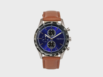 SAPPHIRE BLUE RACER CHRONOGRAPH - 42MM