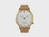 SANDSTONE GOLD QUARTER CENTURY WATCH - 41MM