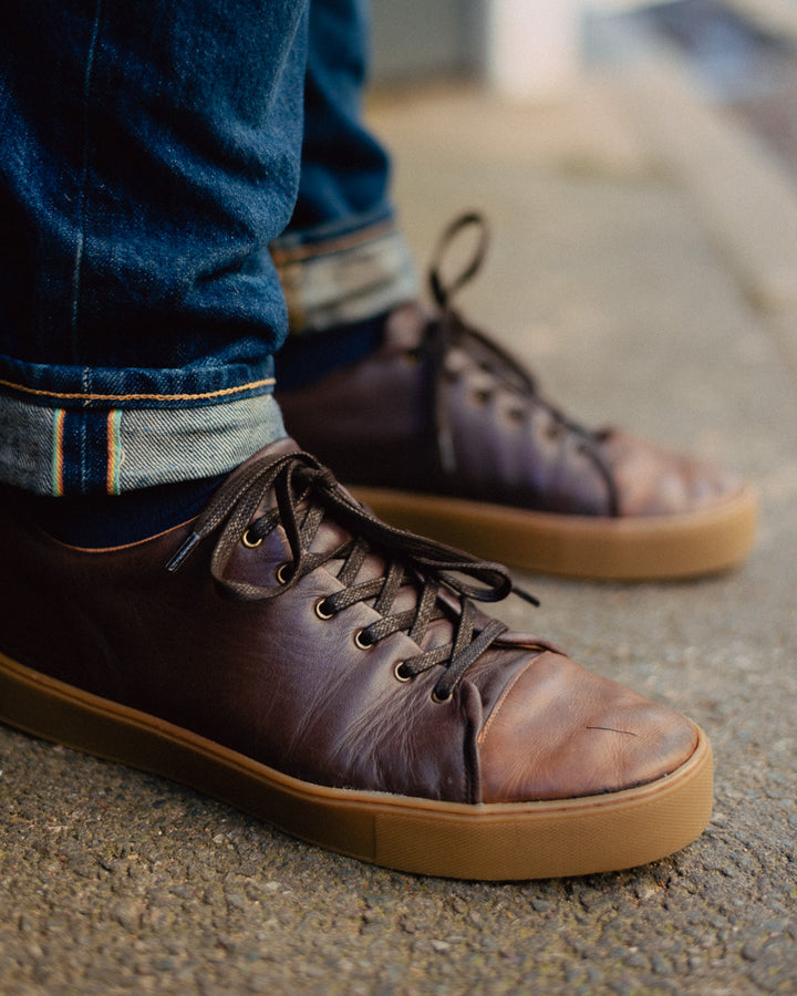 Crown Northampton Sneaker Resoling Service - Benefits & End Product
