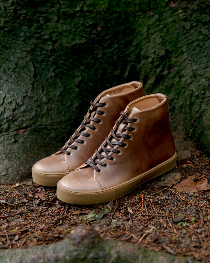 HORWEEN HI SNEAKER COLLECTION - NATURAL RAW MATERIALS LOOKBOOK