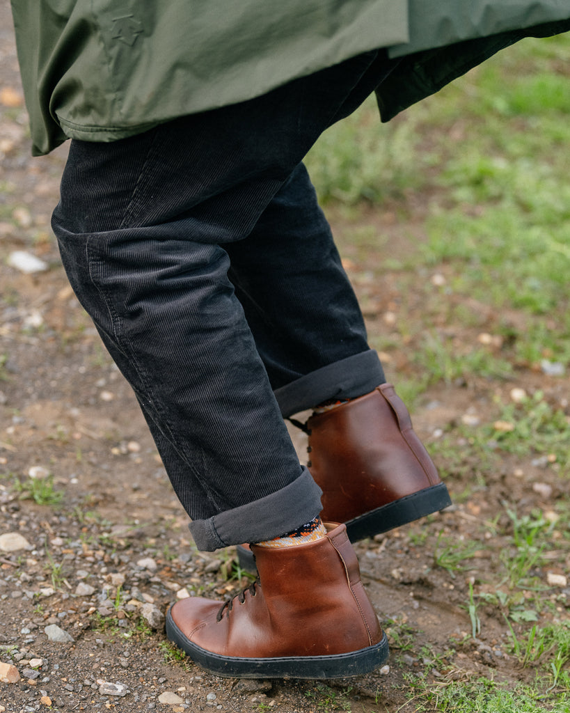 horween chromexcel sneakers boots