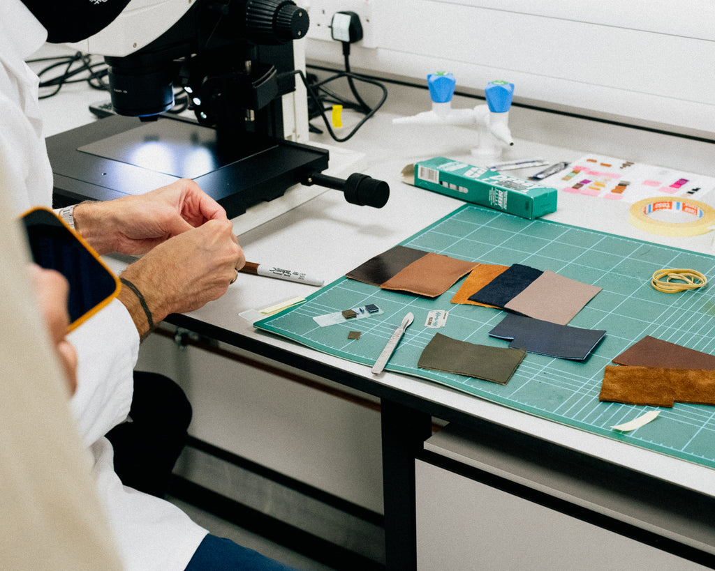ICLT institute for creative leather technologies Northampton