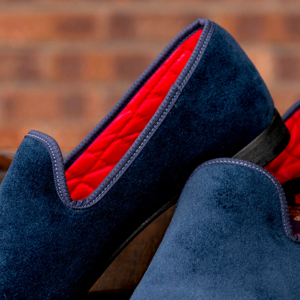 Earl Velvet Slippers for Men and Women
