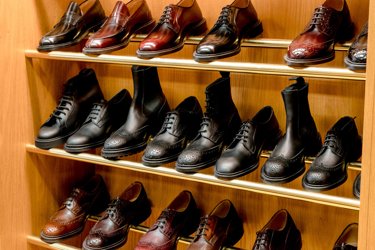 Trickers Factory Showroom