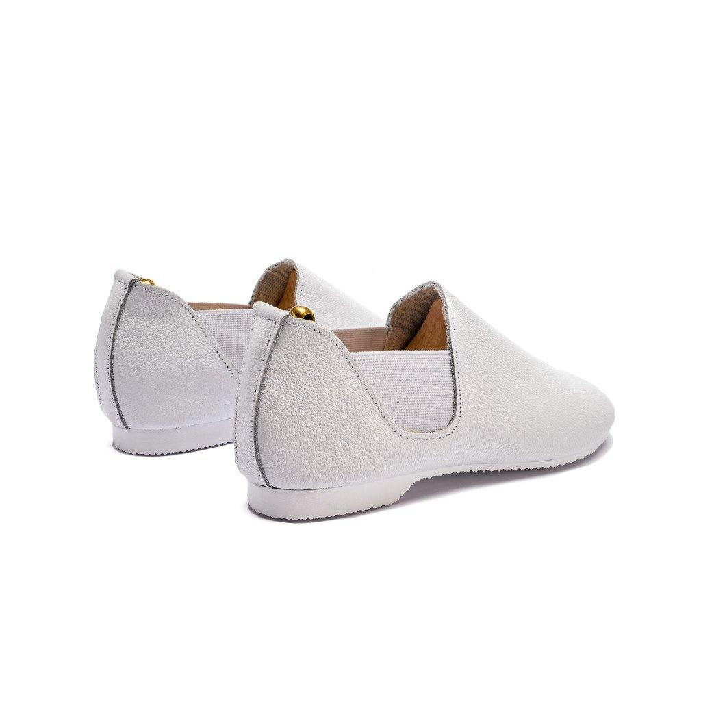 CONNAUGHT CHELSEA SHOE - WHITE