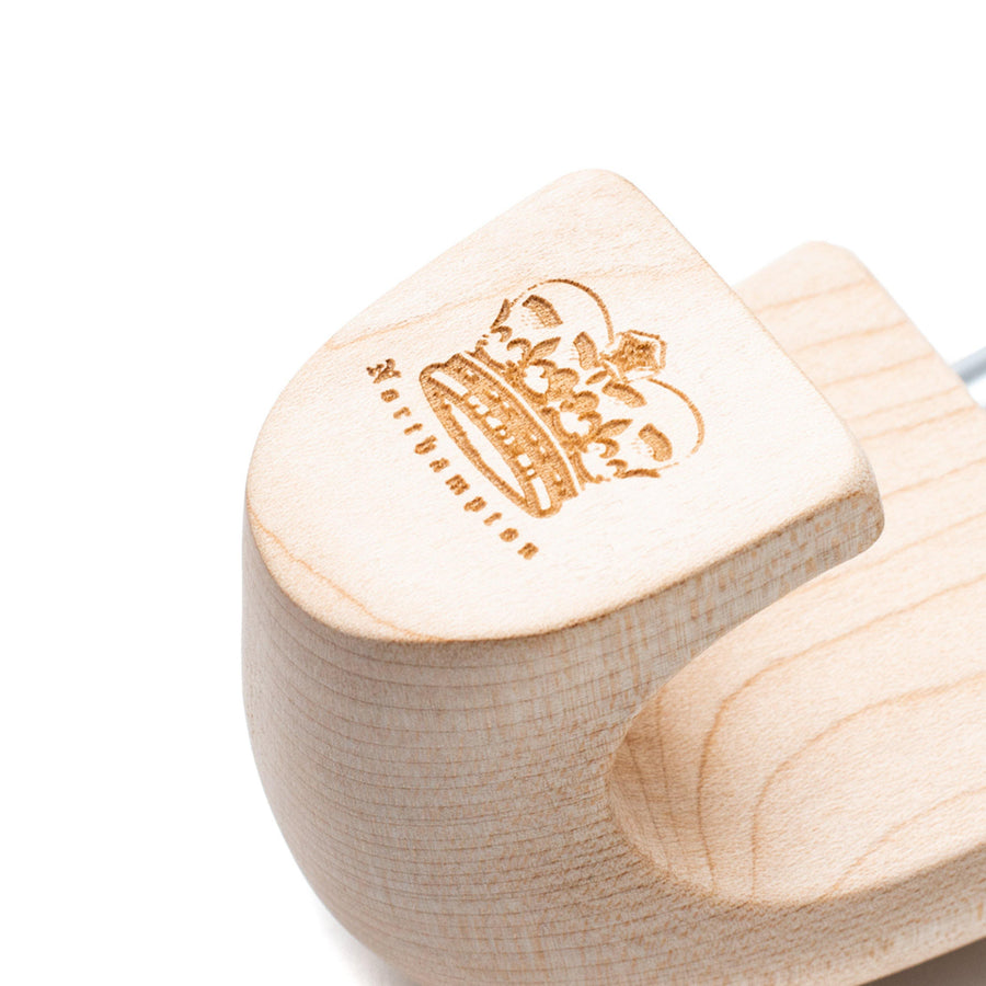 CLASSIC SNEAKER SHOE TREES - NATURAL BEECH WOOD