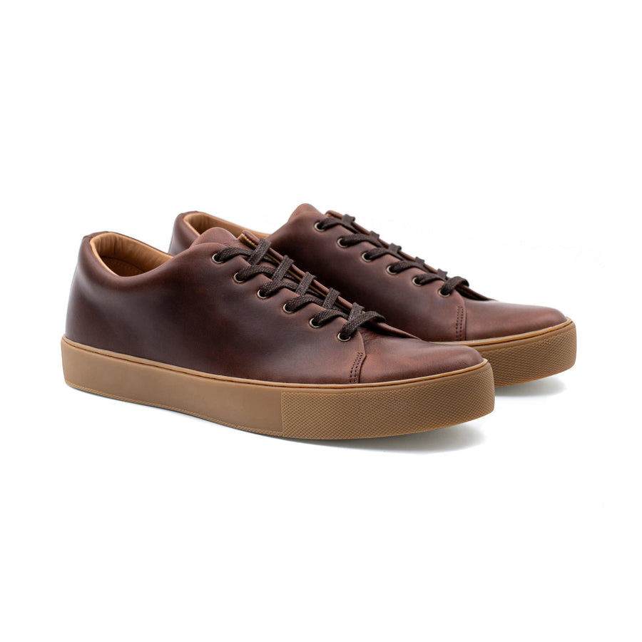 Overstone Derby - Horween Brown Chromexcel
