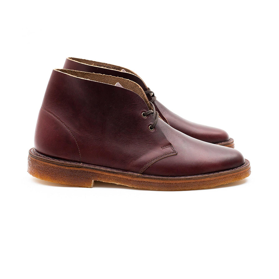 WOODFORD DESERT BOOT - HORWEEN NO 8 CHROMEXCEL