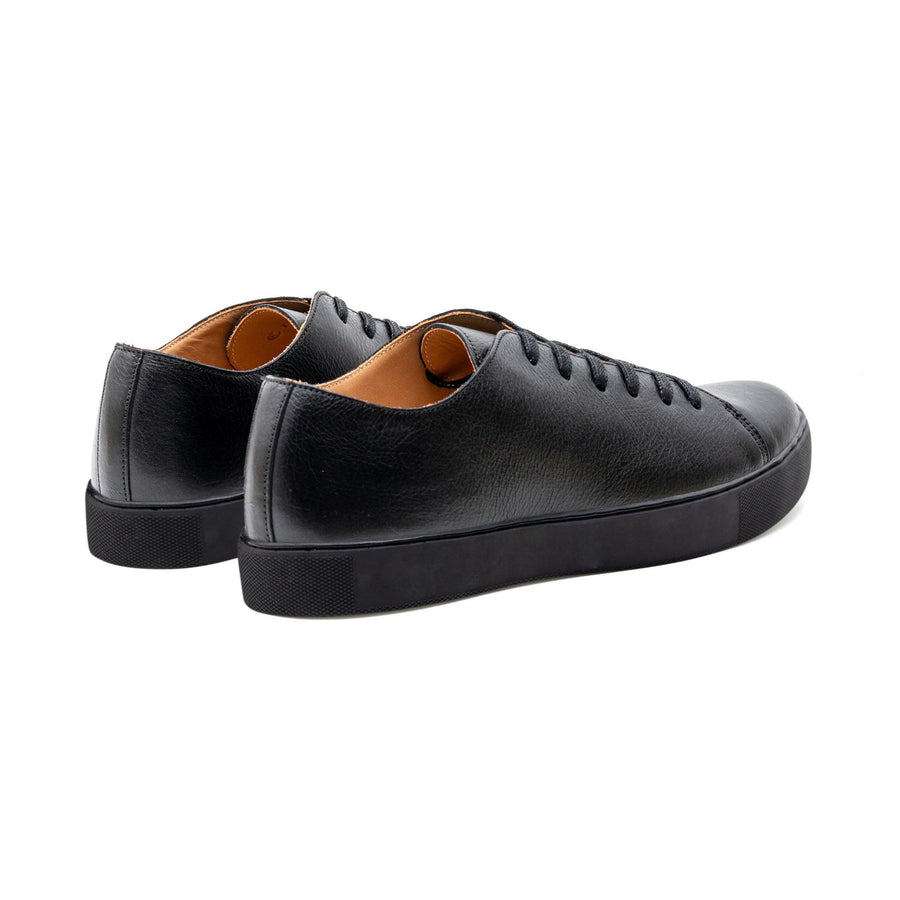 Overstone Derby TL - Black Kudu Leather
