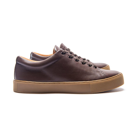 Overstone Derby - Brown Calf Leather