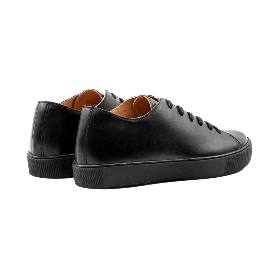 Overstone Derby TL - Black Calf Leather