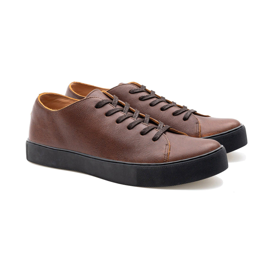 Overstone Derby TL - Caramel Kudu Leather