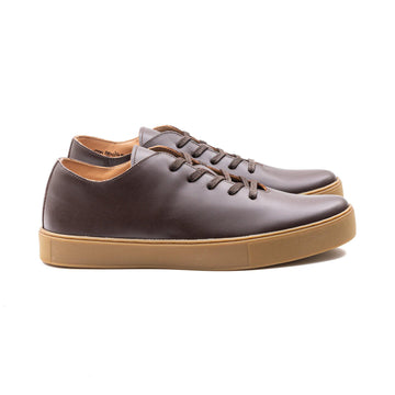 Upton Wholecut TL - Brown Calf Leather
