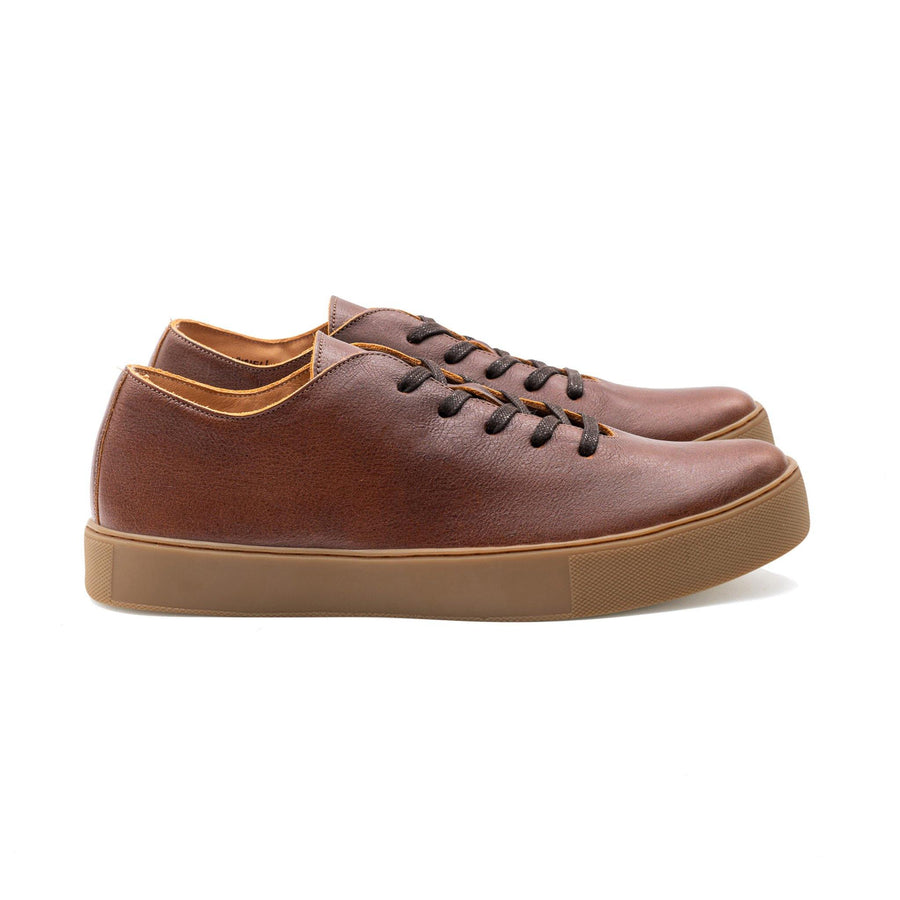 Upton Wholecut TL - Caramel Kudu Leather