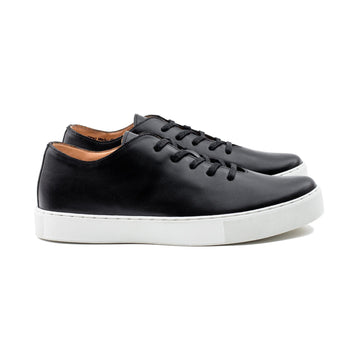 Upton Wholecut TL - Black Calf Leather