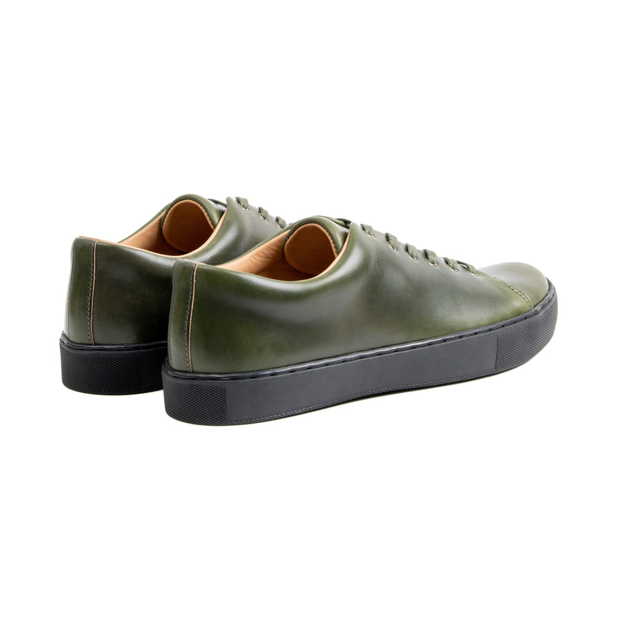Overstone Derby - Horween Forest Green Chromexcel