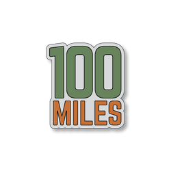 100 Miles - Gray/Green - 4