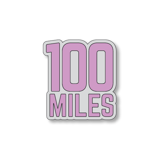 100 Miles - Gray/Pink - 4