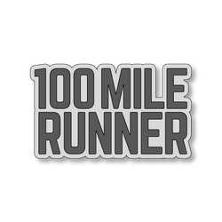 100 Mile Runner - Gray/Dark Gray - 4