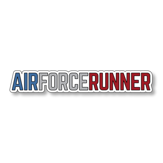 Air Force Runner - Red/White/Blue - 7