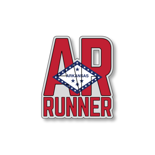 AR Runner - Flag - 4.25