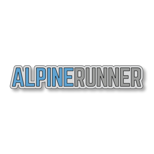 Alpine Runner - Gray/Blue - 7