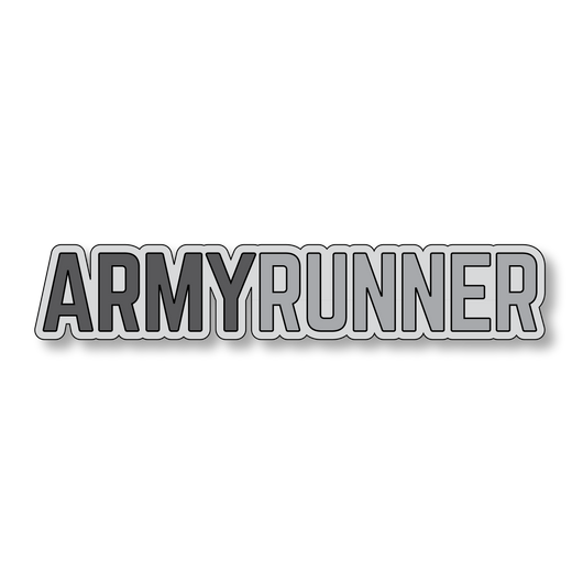 Army Runner - Gray/Dark Gray - 7