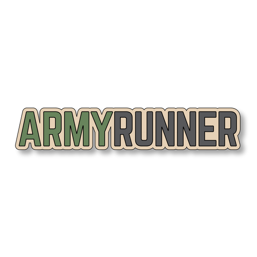 Army Runner - Sand/Green - 7