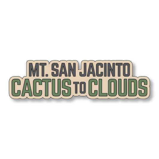 Cactus to Clouds - Sand/Green - 6