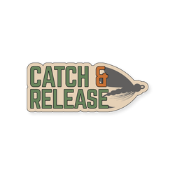 Catch & Release - Sand/Green - 4