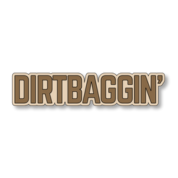 Dirtbaggin' - Sand/Brown - 6