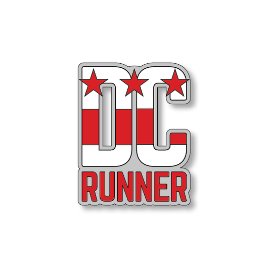 DC Runner - Flag - 4.25