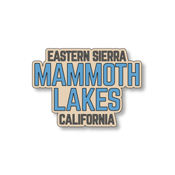 Mammoth Lakes - Sand/Blue - 5.5