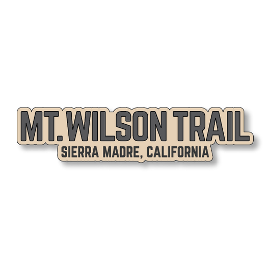 Mount Wilson Trail - Sand/Dark Gray - 7