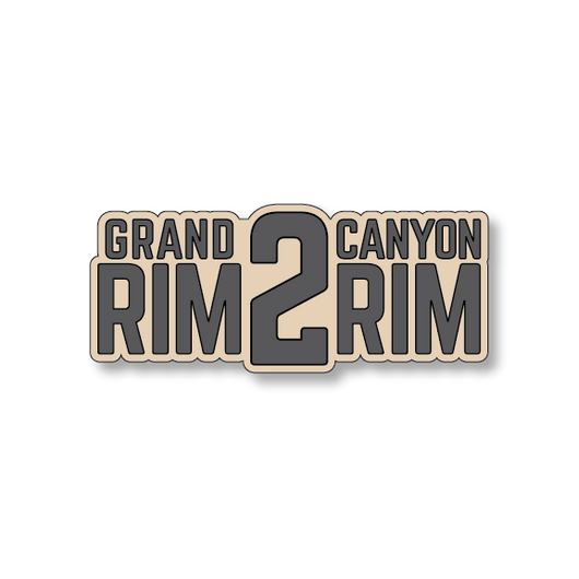 Grand Canyon Rim2Rim - Sand/Gray - 5.5
