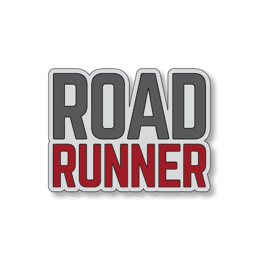 Road Runner 2 - Gray/Red - 4