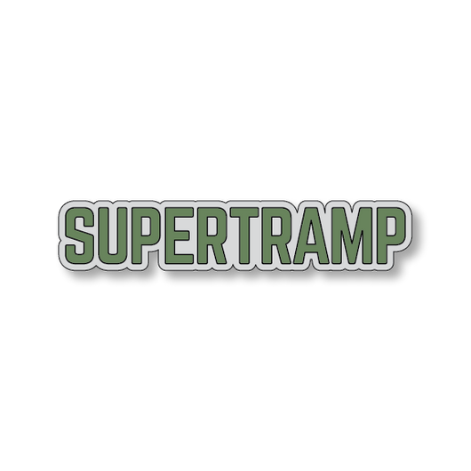 Supertramp - Gray/Green - 6