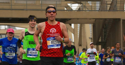 My First Marathon: Dave Sawicki Runs NYC