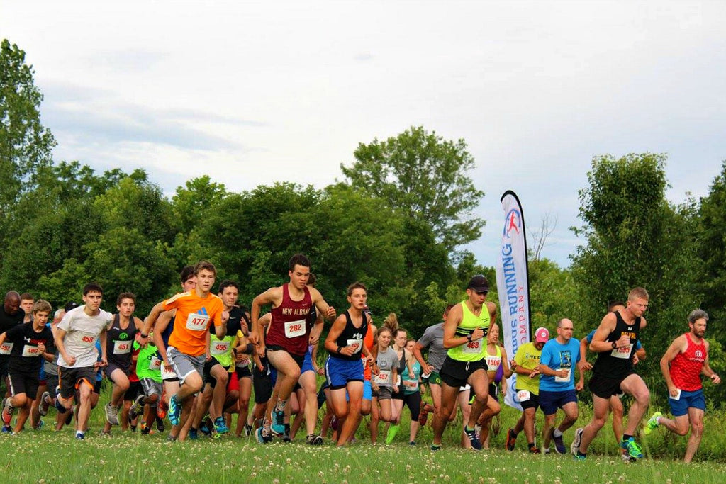 Run Through Summer with CRC Races and Training