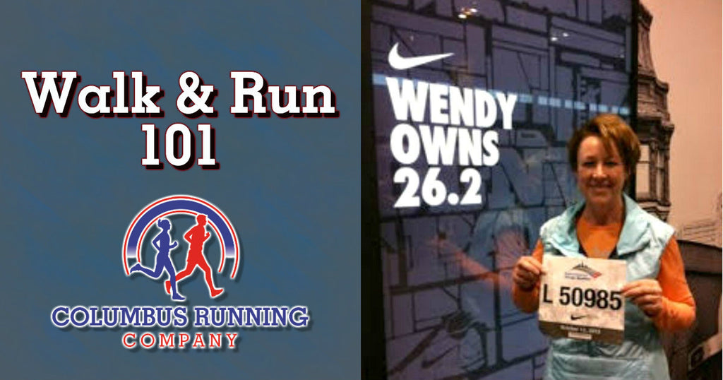 Meet Wendy, Your Walk & Run 101 Coach for Pickerington